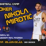 Basketball camp JOKER
