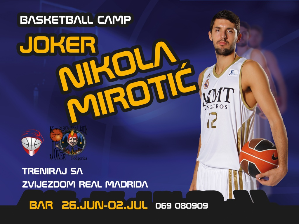 Basketball camp - JOKER