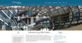 law-office-vujacic web-dizajn digital DAB Podgorica