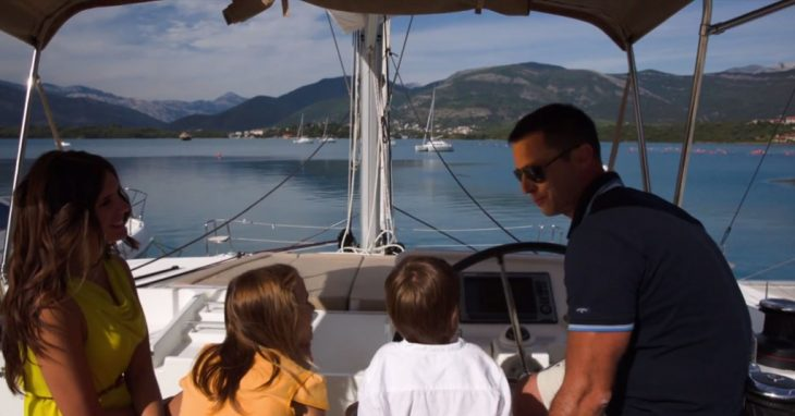 Yacht Voyage Family TV by Digital DAB